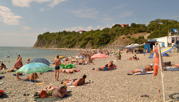 Пляж Бетты