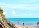 Пляж курорта Бетта